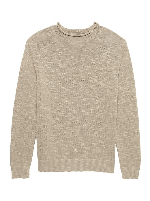 Heritage Mock Neck Sweater by Banana Repbulic