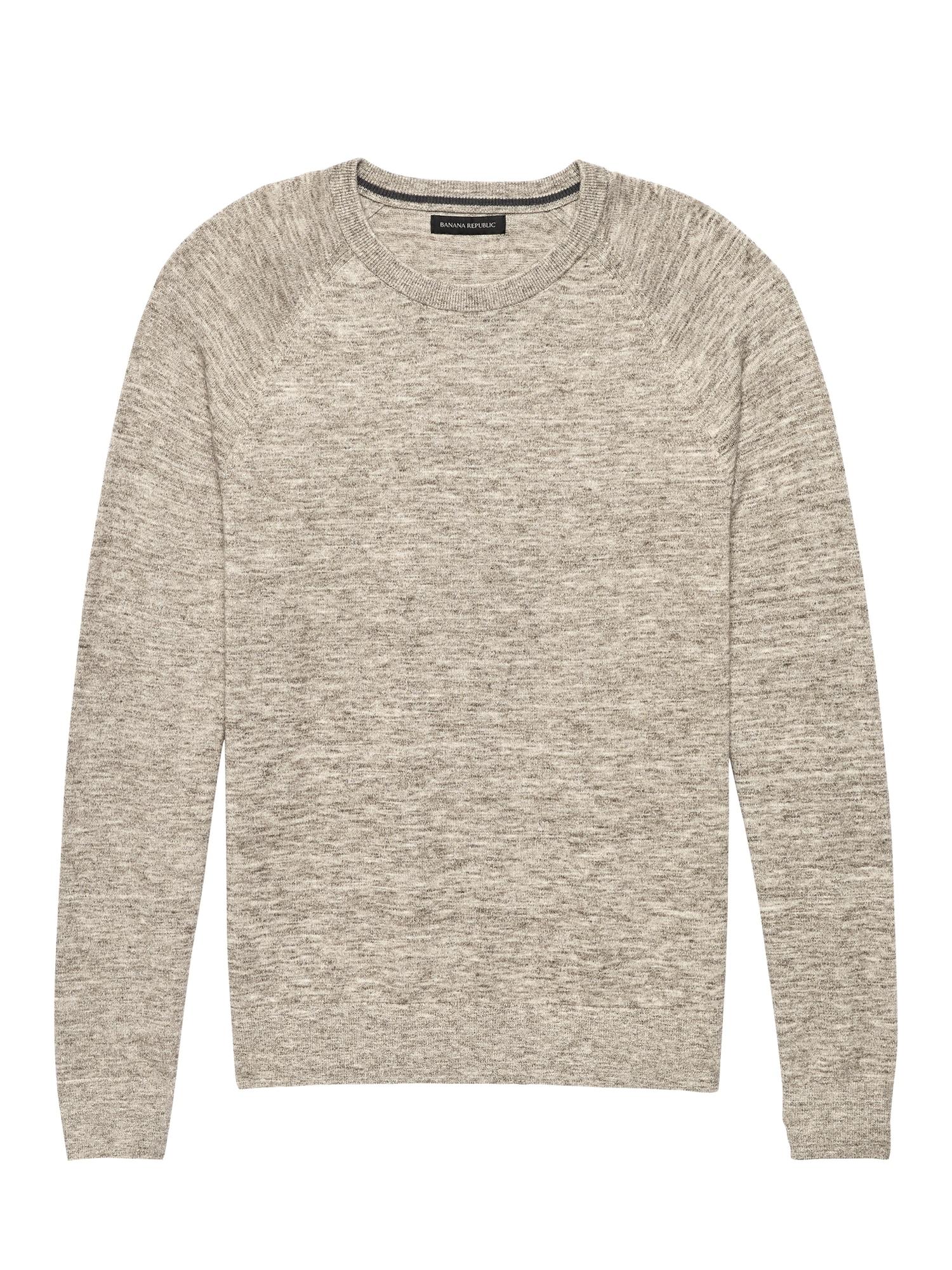 165377184 Super Soft Crew-Neck Sweater
