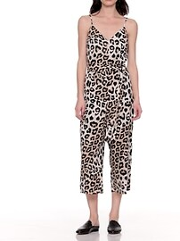 2a185c2f8ad3 Leopard Print Wide-Leg Cropped Jumpsuit
