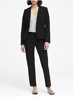 Classic-Fit Bi-Stretch Blazer