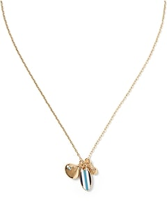 Summer Charms Pendant Necklace