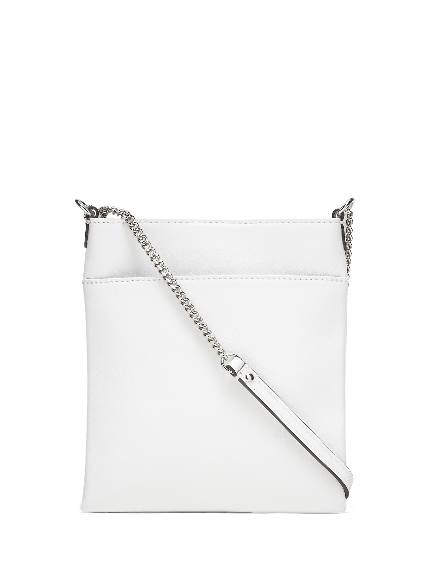 870f044482 Italian Leather Pouch Crossbody | Banana Republic