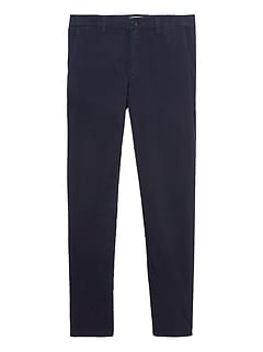 Heritage Slim Tapered Chambray Pant