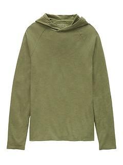 Vintage 100% Cotton T-Shirt Hoodie