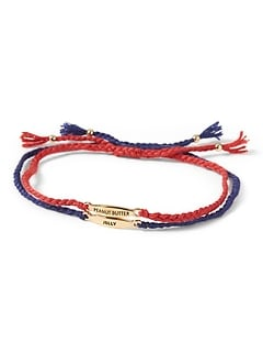 PB & J Slider Bracelet