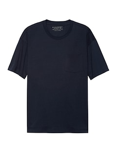 SUPIMA® Cotton Boxy T-Shirt