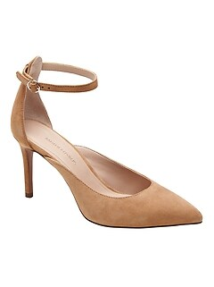 Ankle-Strap Pump