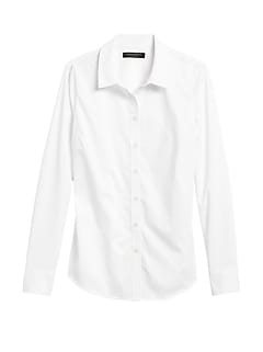 Petite Riley Tailored-Fit Shirt