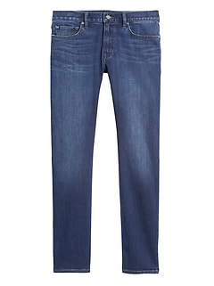 Slim Rapid Movement Denim Jean