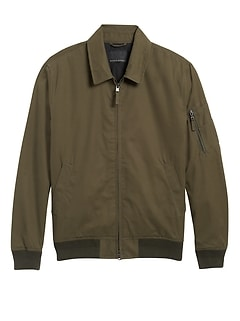 Water-Resistant Bomber