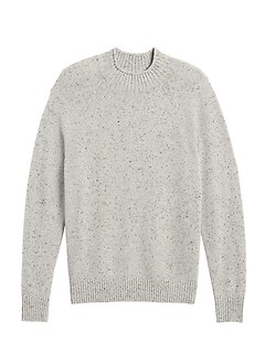 Heritage Mock-Neck Sweater