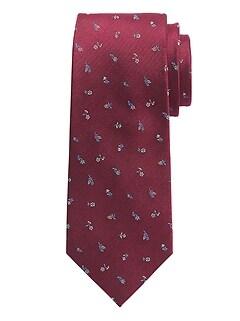 Ditsy Flowers  Nanotex® Tie