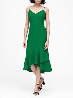 Petite Midi Sheath Dress