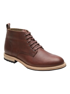 Arley Leather Work Boot