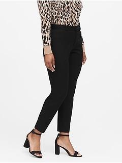 Curvy Mid-Rise Skinny Sloan Pant