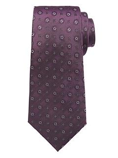 Medallions Nanotex® Tie