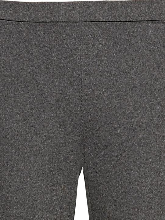 5f4c787c0b13b Devon Legging-Fit Washable Heathered Bi-Stretch Ankle Pant | Banana ...
