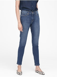 Mid-Rise Skinny Zero Gravity Jean