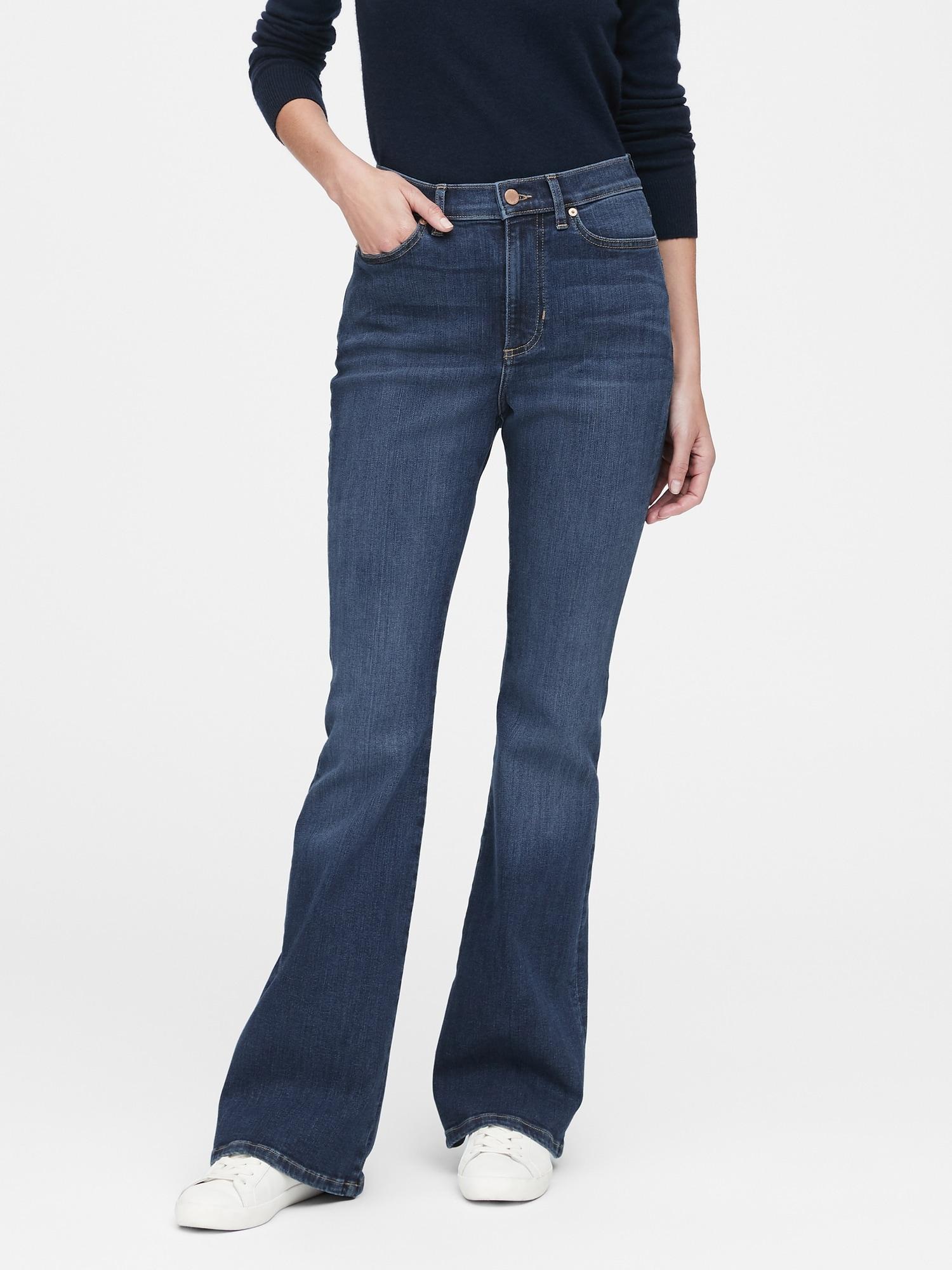 Banana Republic Women/'s Jeans Size 8 Petite Light Wash Stretchy