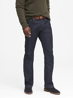 Bootcut Dark Wash Jean