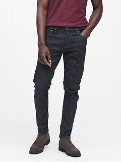 Skinny Rapid Movement Denim Dark Wash Jean