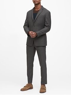 Slim Smart Weight Performance Suit Jacket