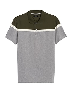 Luxury-Touch Polo