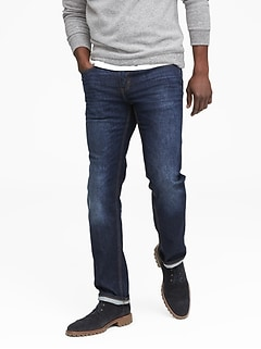 Slim Medium Wash Jean
