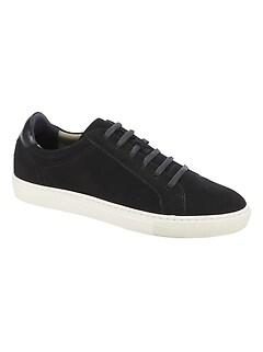 Nicklas Corduroy-Suede Sneaker