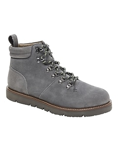 Drayk Suede Mountain Boot
