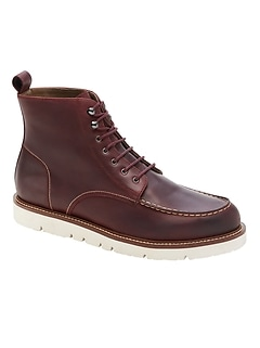 Haywood Leather Boot
