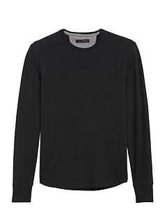 Cozy Crew-Neck Sweatshirt