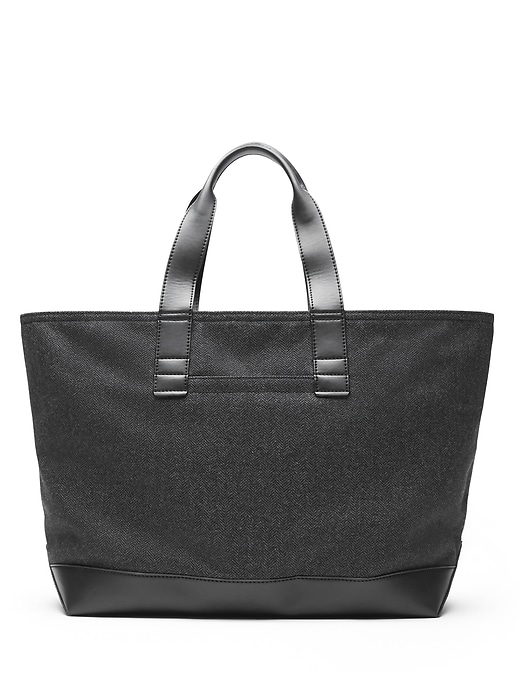 Herringbone Large Tote by Banana Repbulic