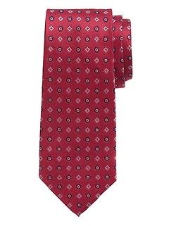 Alternating Foulard Nanotex® Tie