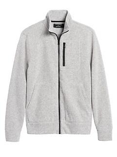 Polartec® Sweater Fleece Jacket