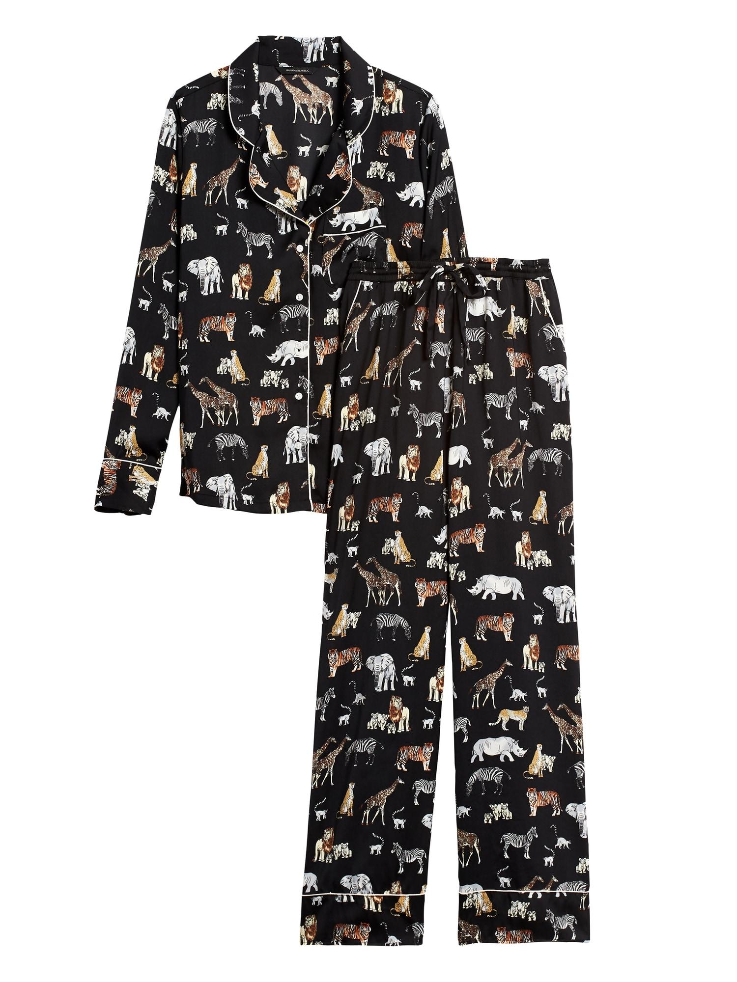 pajama-pant-set by banana-repbulic