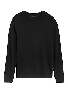 Core Temp Waffle-Knit T-Shirt