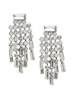 Glitz Drop Earrings