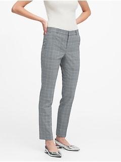 Ryan Slim Straight-Fit Washable Wool-Blend Pant
