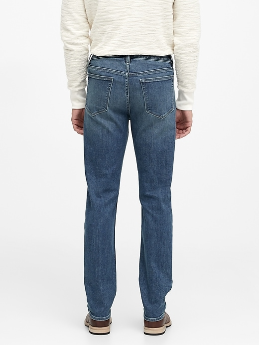 Slim Rapid Movement Denim Jean with COOLMAX® Technology