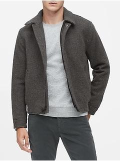 Italian Melton Jacket