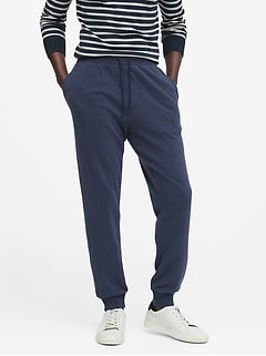Cozy Side-Stripe Jogger