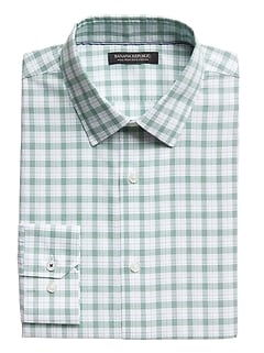 Standard-Fit Non-Iron Dress Shirt
