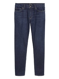 Athletic Tapered Rapid Movement Denim Jean with COOLMAX® Technology