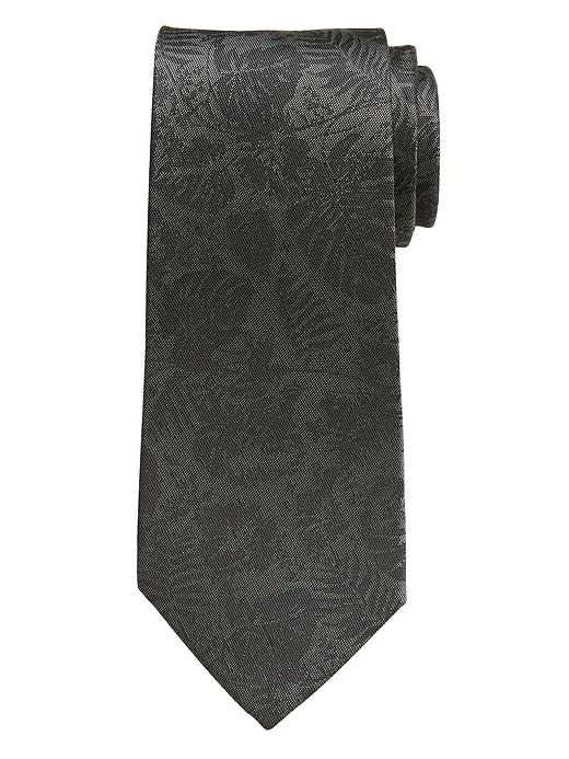 Palm Leaves Nanotex® Tie