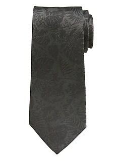 Palm Leaves Nanotex® Tie