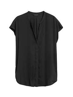 Dolman-Sleeve Shirt