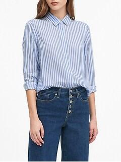 Parker Tunic-Fit TENCEL™ Shirt