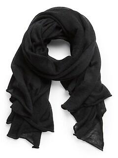 Lightweight Knit Rectangular Scarf