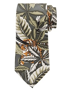 Hidden Tiger Nanotex® Tie